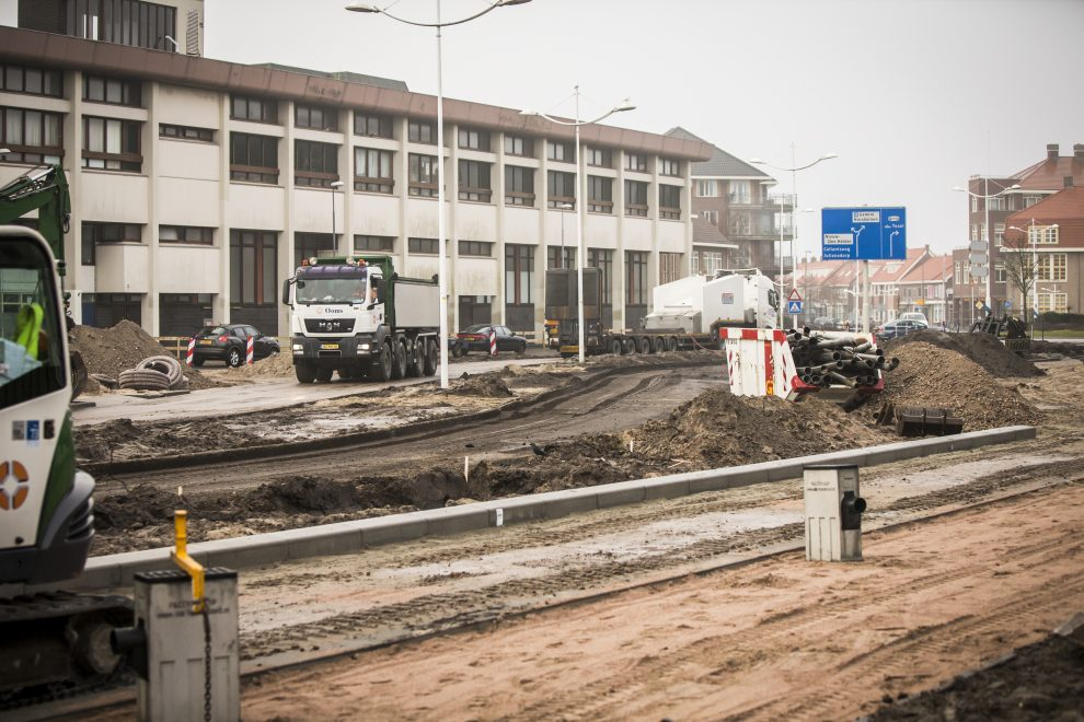Herinrichting stationslocatie