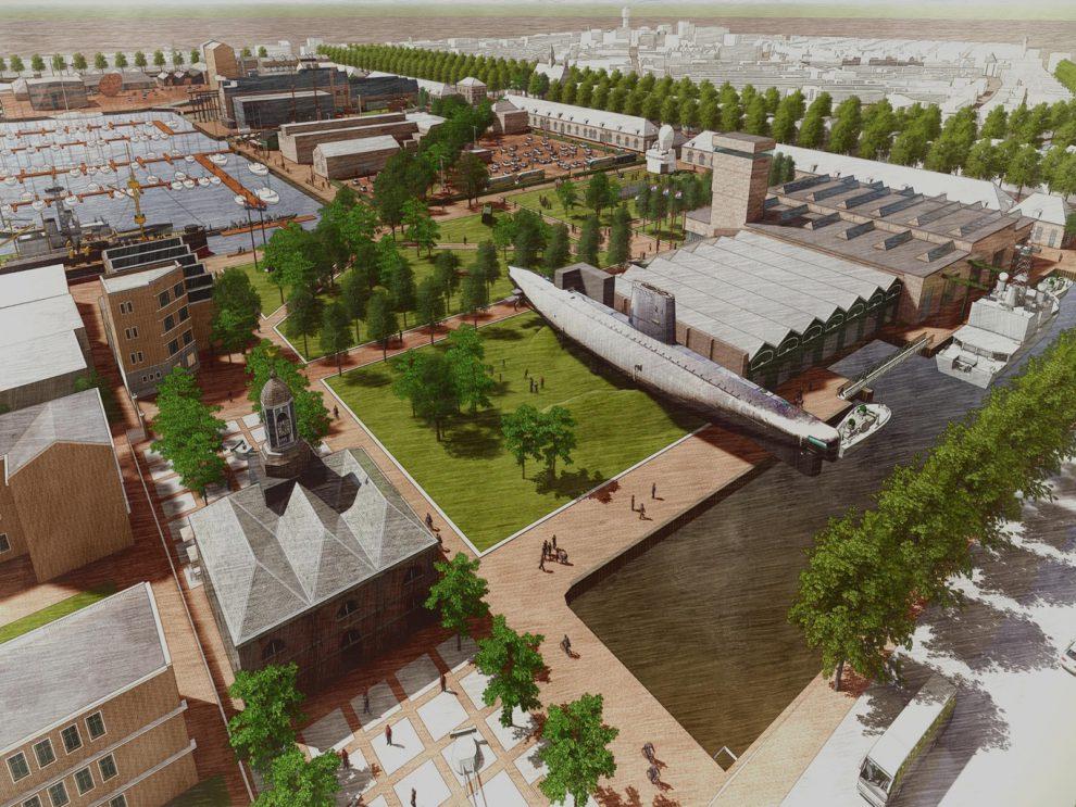 Gebiedsontwikkeling Willemsoord-Noord