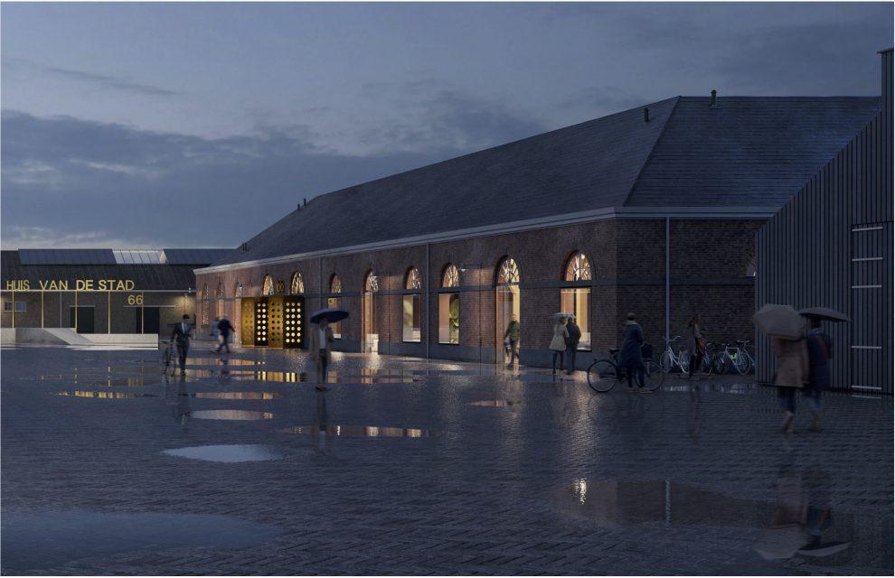 Schetsontwerp stadhuis Willemsoord Den Helder3