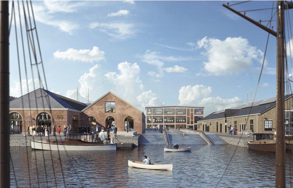 Schetsontwerp stadhuis Willemsoord Den Helder4